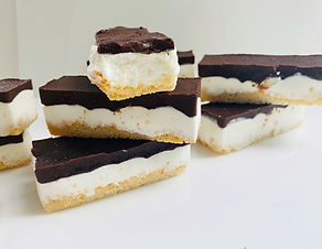 Keto/Low Carb S'mores Dessert Bars