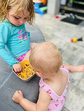 Toddler Lunch & Snack Ideas!