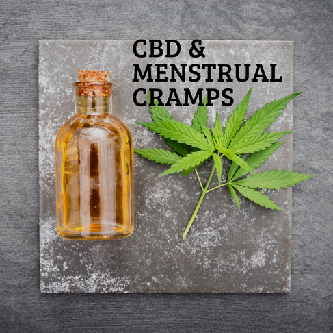 CBD & Menstrual Cramps