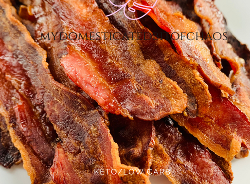 The Best Bacon Cooking Tip- Super Crunchy and delicious bacon everytime