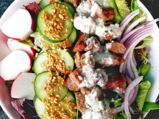 Easy Spring Salad Ideas