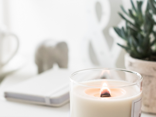 Why We Are Not Using Those Fun Scented  candles anymore
