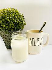 Easy Keto Coffee Creamer