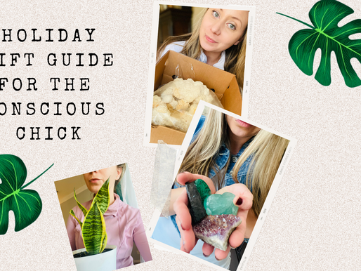 The Conscious Chick Gift Guide