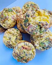 Easy Egg Muffins- Keto/LowCarb