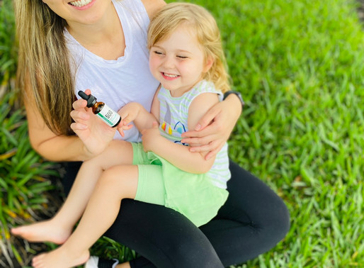 Why I choose CBD as a Natural Medicine for My Children