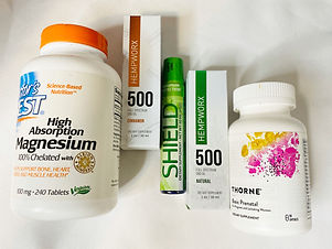 My Favorite Immune Boosting Supplements