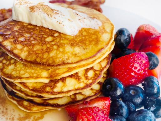 LowCarb/Keto Pancakes