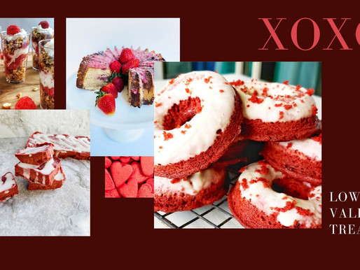 LowCarb Valentines Day Treats