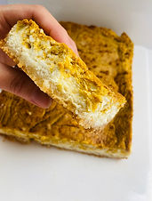 Pumpkin Spice Swirled Cheesecake Bars (Keto, LowCarb, GlutenFree)