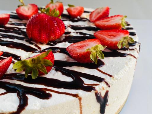 No Bake Cheesecake- Keto/LowCarb