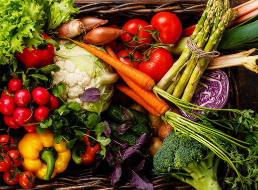 The 14 Healthiest Vegetables On Earth
