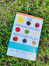 Recommended Books- The Immune System Recovery Plan