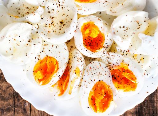 Easy Boiled Eggs- My Tips & Tricks