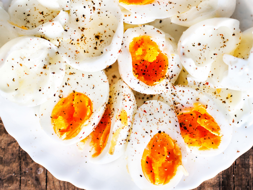 Easy Boiled Eggs- My Tips & Tricks