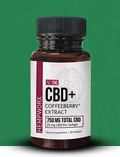 CBD CoffeeBerry Energy Supplements