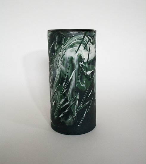 Serpentine Marble Vase 01