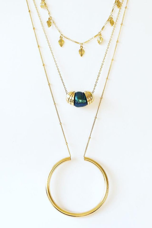Open Pool Necklace