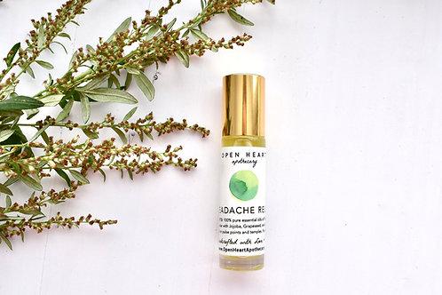 Headache Relief Essential Oil Roll On