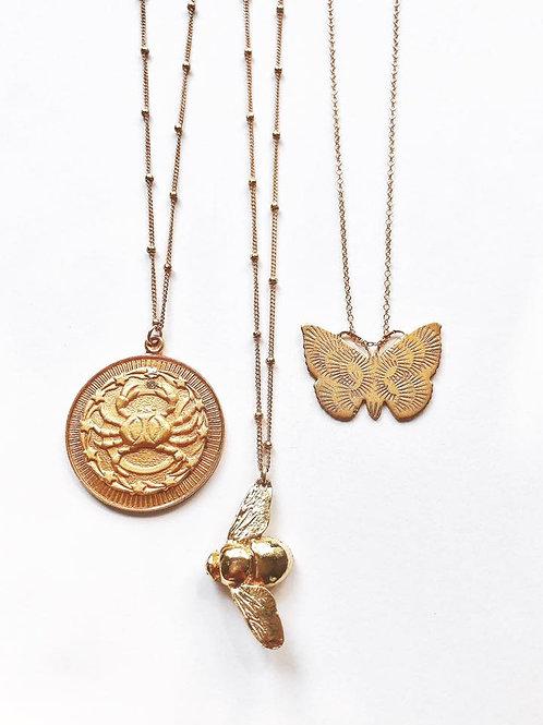 Little Honey Maker Necklace