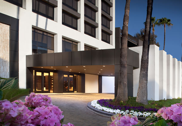 The Beverly Hills Marriott