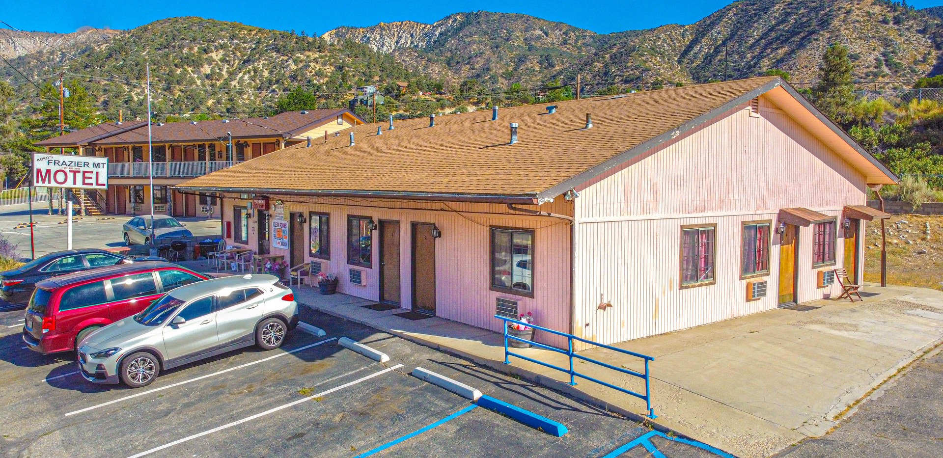 Koko's Mountain Motel