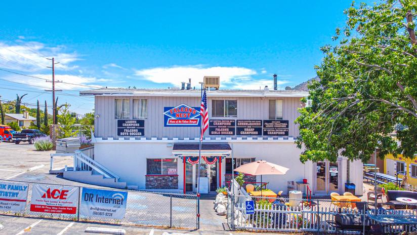 Falcon's Nest Restaurant