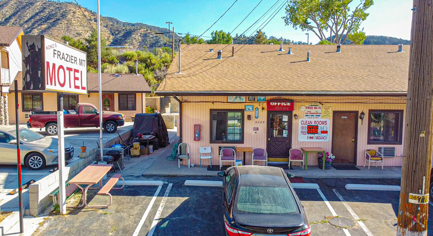 Frazier Mountain Motel
