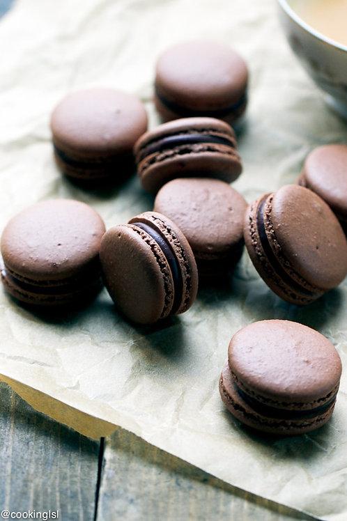 Perfecto Chocolate Macarons