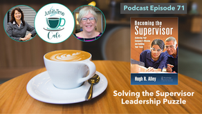 Solving The Supervisor Leadership Puzzle, with Hugh Alley