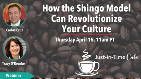 How the Shingo Model Can Revolutionize Your Culture