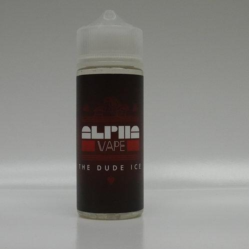 Alpha Vape The Dude Ice