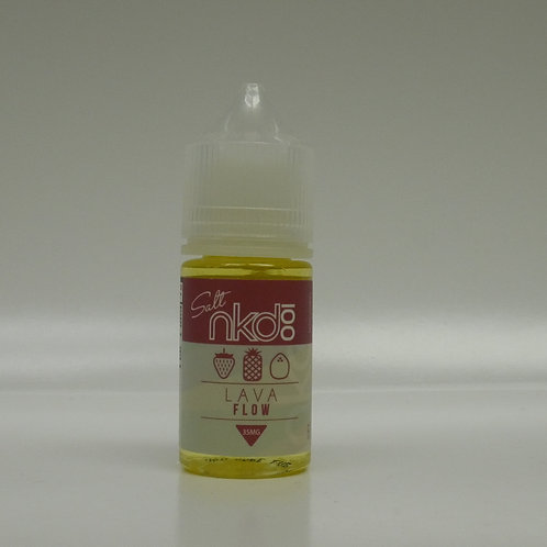 Naked 100 Lava Flow Salt Nic.