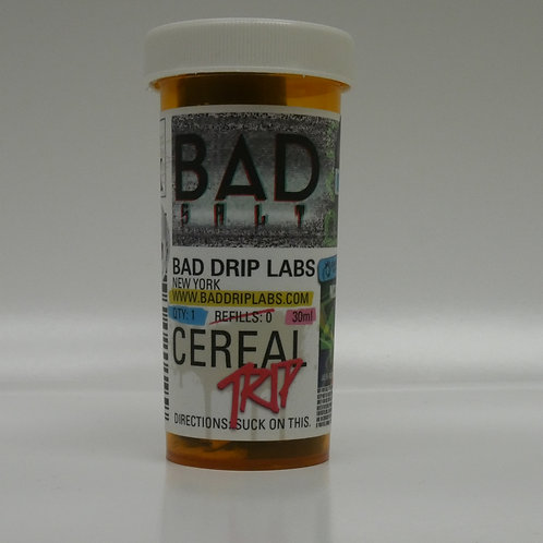 Bad Drip Ceral Trip (Salt Nic)