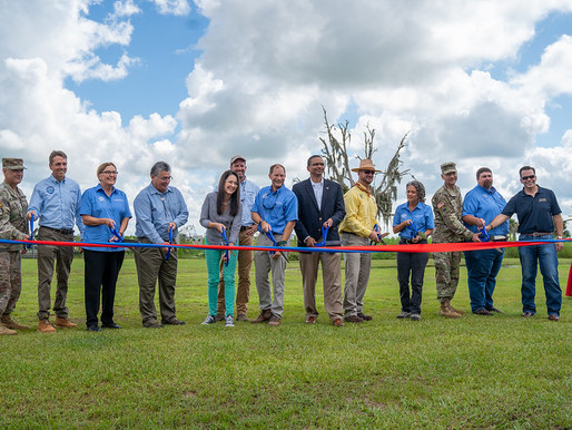 Kissimmee River Restoration Completed