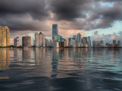 Climate Change effects in South Florida and the Everglades