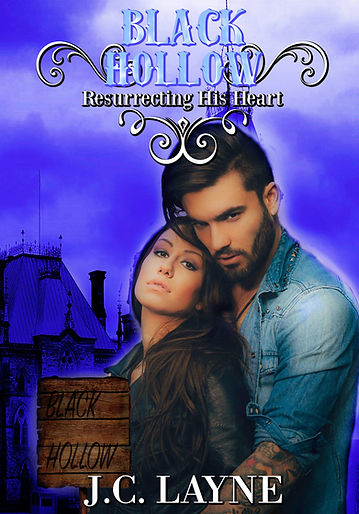 Black Hollow: Resurrecting His Love Book Cover