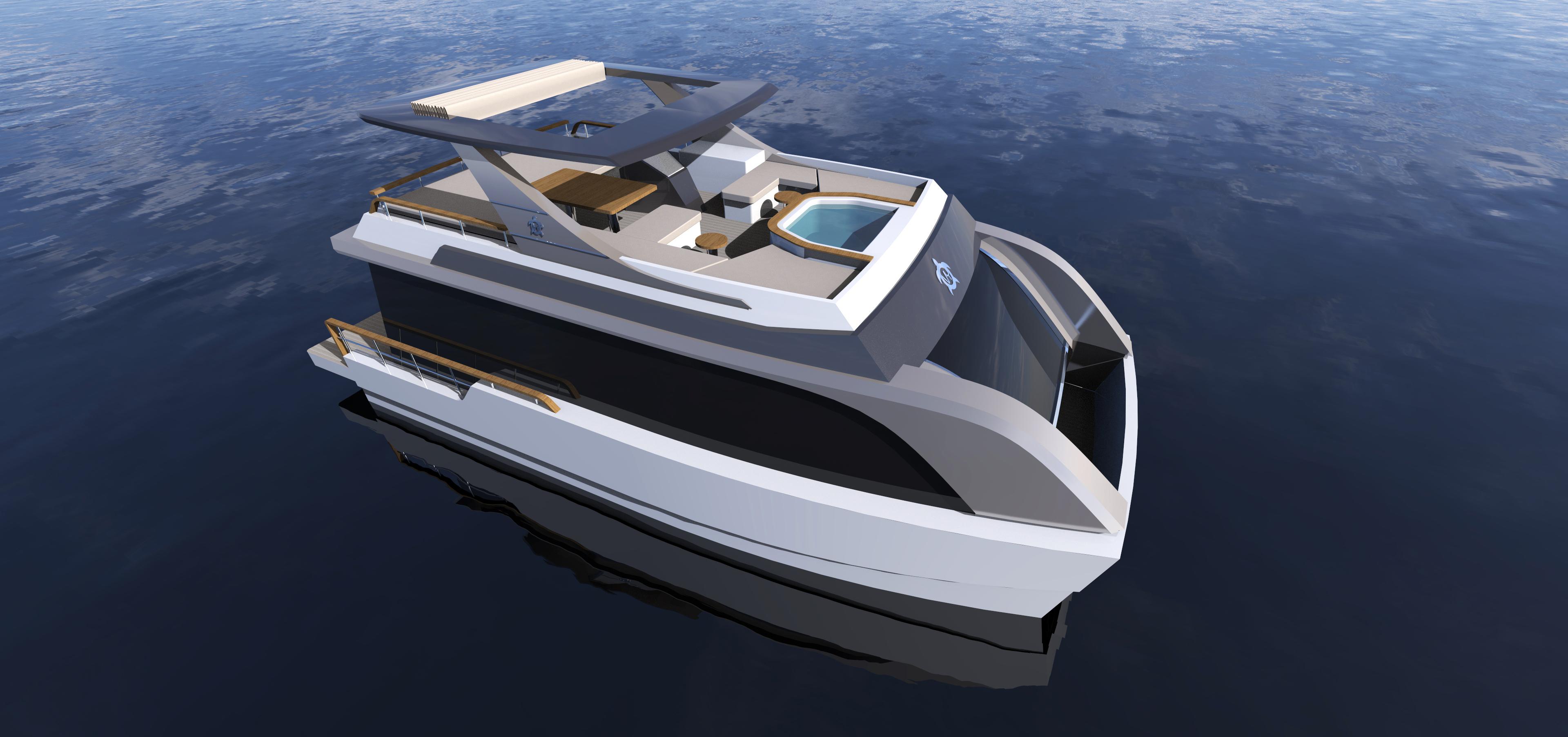 Vamoz Yacht 12m