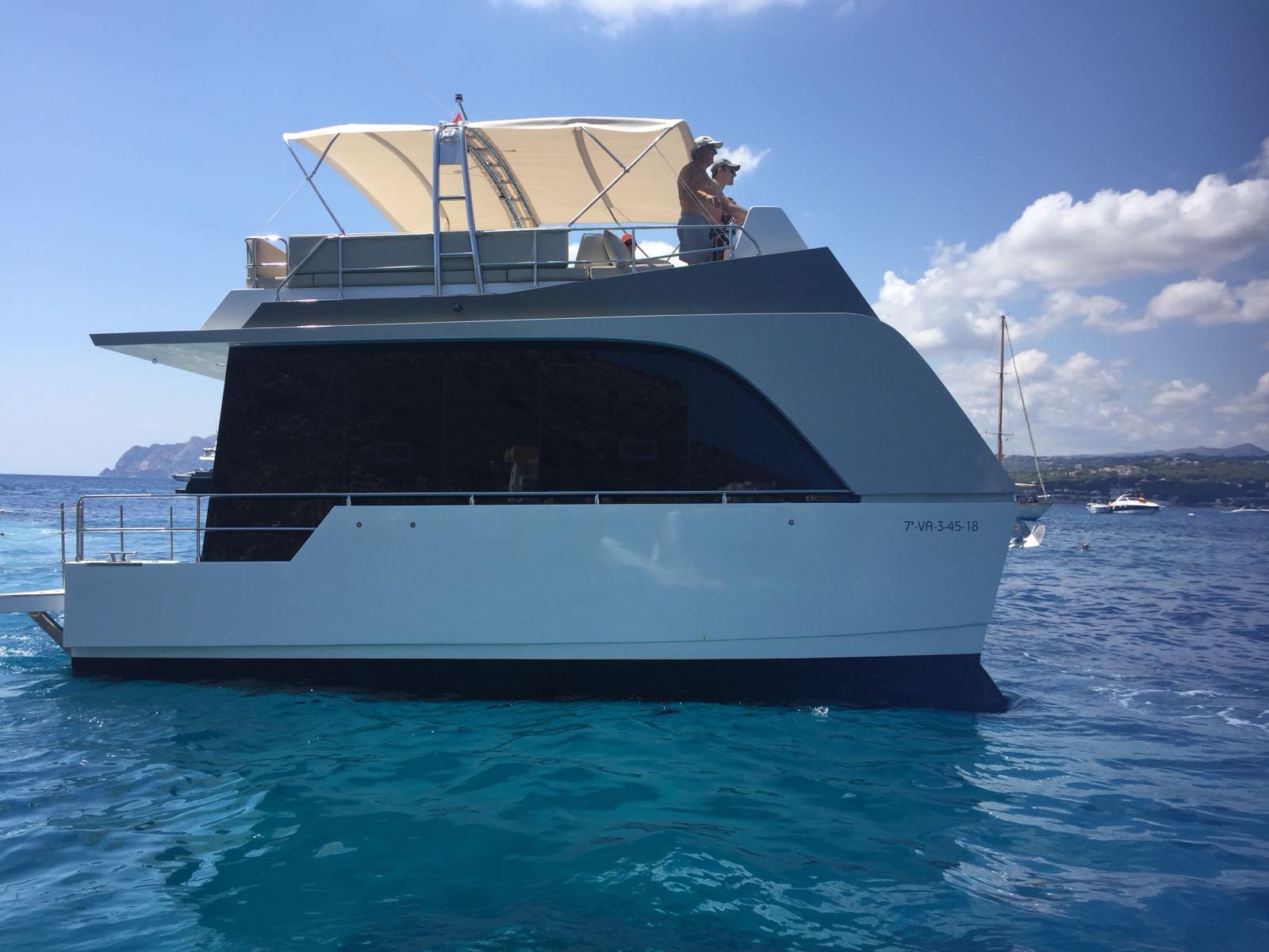 Vamoz Yacht 8m