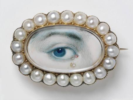 Georgian Eye Miniatures