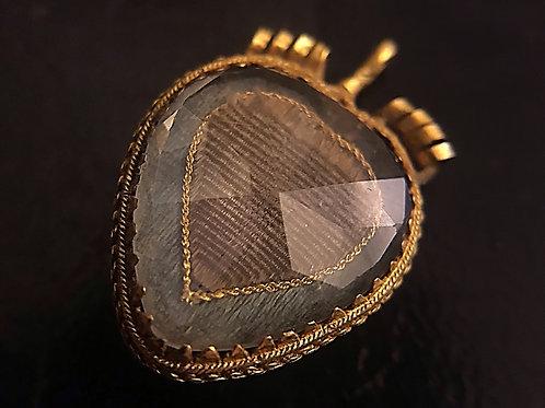 Stuart Crystal Heart circa 1680