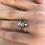 Thumbnail: Stuart Crystal Ring With Diamond Shoulders
