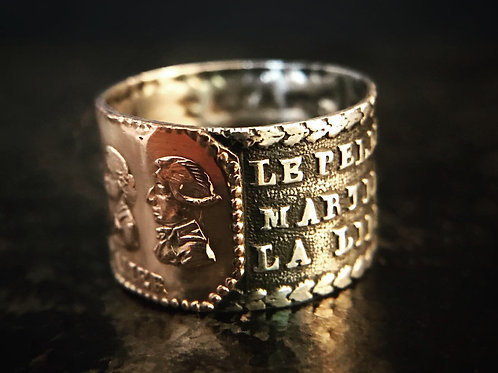 French Revolutionary Martyrs Of 1793 Ring
