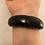Thumbnail: Victorian Whitby Jet Snake Bracelet