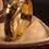 Thumbnail: Georgian ouroboros ring