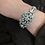 Thumbnail: Victorian Old Cut Diamond Bracelet With Pendant Option