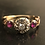 Thumbnail: Victorian Ruby and Diamond Cluster Ring