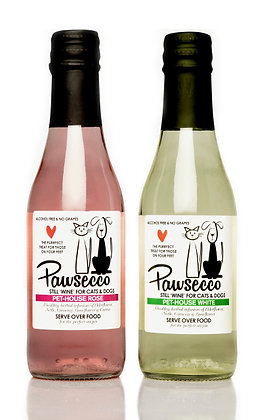 Pawsecco 'wine' for Cats and Dogs