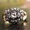 Thumbnail: Georgian Old Cut Diamond Ring