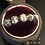 Thumbnail: Georgian old cut diamond half hoop